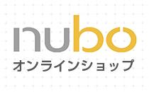 nuboオンラインショップのロゴ画像